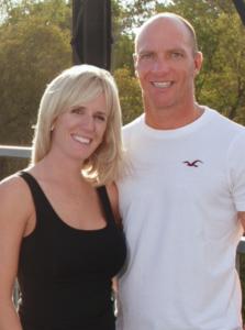Rob and Heather Dorrestijn