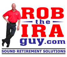Rob The IRA Guy Logo