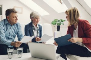 financial advisors for tax season