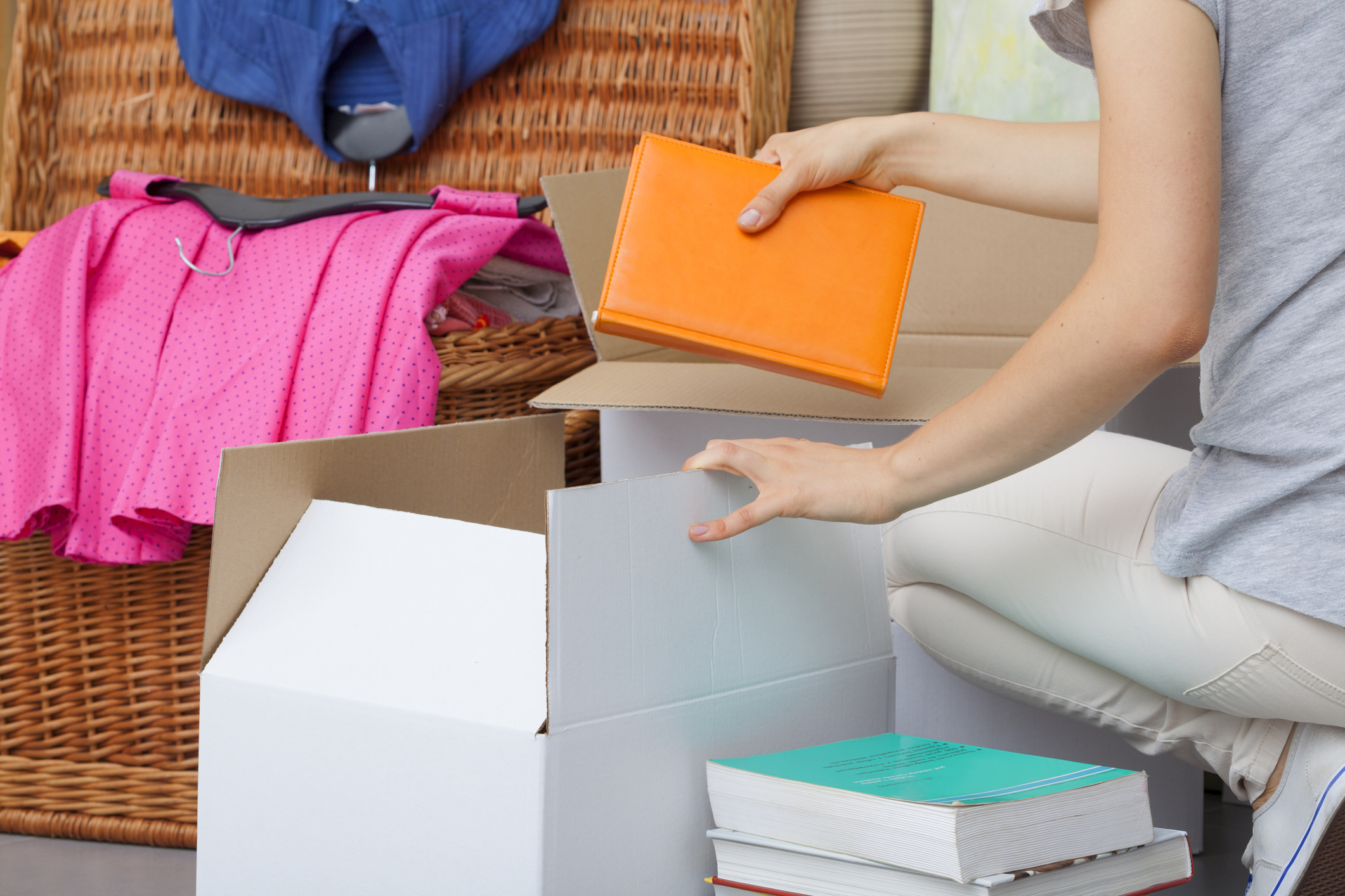 You Don't Have to Downsize to DeclutterYou Don't Have to Downsize to Declutter
